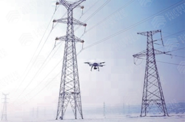 智能巡检,输电线路巡检,输电线路无人机巡检