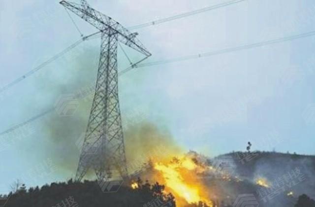 输电线路在线监测,输电线路防山火在线监测,防山火在线监测方案